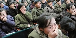 Nordkoreaner har det sjovt